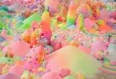 Umjetnička djela ili zemlja slatkiša?