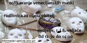 izrada venecijanskih maski, gkzd arbanasi08.02.10.