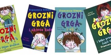 grozni grga serijal knjiga