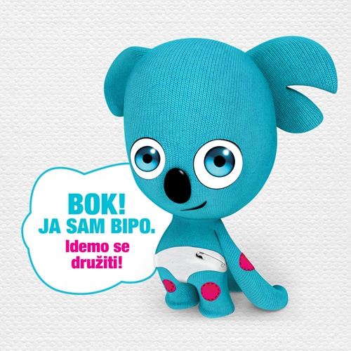 BIPO maskota