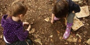 djeca u vrtu