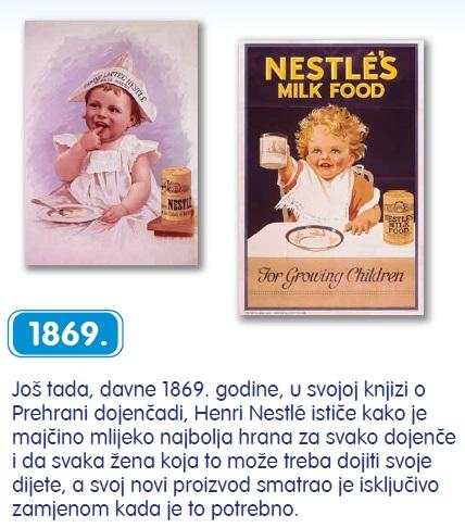 Nestle - povijest 3