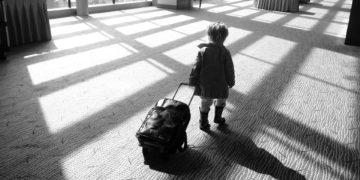 child-suitcase