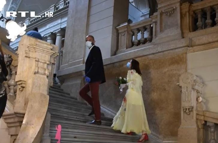 Vjenčanja u doba korone: Obitelj na ceremoniji da, ali feštanje ne